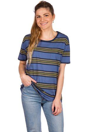 Coal Mujer Manga corta - Runyon T-Shirt azul
