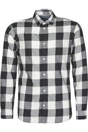Jack & Jones Camisa manga larga JJEGINGHAM para hombre