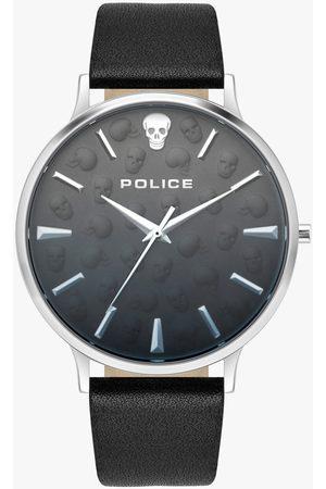 Police Reloj analógico PL16023JS.02, Quartz, 42mm, 3ATM para hombre
