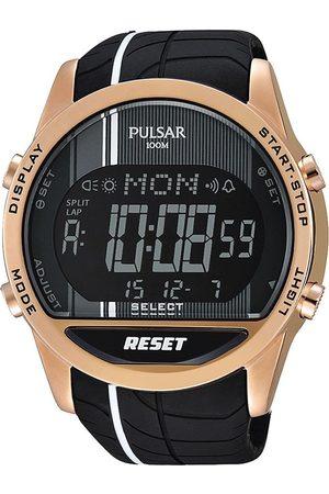 Pulsar Reloj digital PV4010X1, Quartz, 45mm, 10ATM para hombre