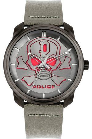 Police Reloj analógico PL15714JSU.61, Quartz, 44mm, 3ATM para hombre