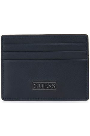 Guess Bolso BLU NEW BOSTON CARD CASE para mujer