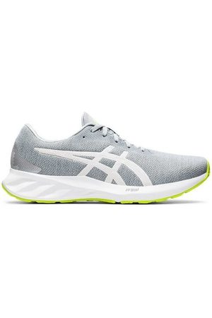Asics Zapatillas de running ROADBLAST GRIS BLANCO 1011A818 021 para mujer