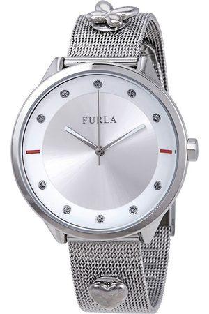 Furla Reloj analógico R4253102524, Quartz, 38mm, 5ATM para mujer