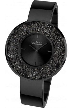 Jacques Lemans Reloj analógico LP-131D, Quartz, 37mm, 5ATM para mujer