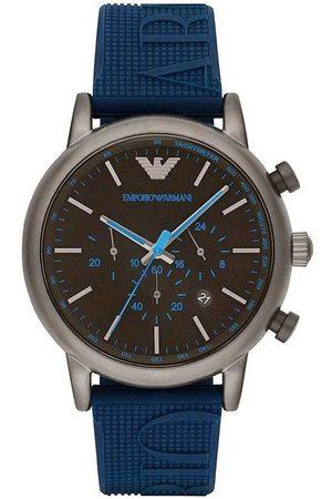 Armani Reloj analógico AR11023, Quartz, 46mm, 5ATM para hombre