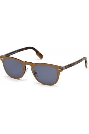 Ermenegildo Zegna EZ0106 48V Dark Brown Shine