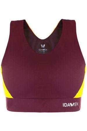 Idawen Sujetador deportivo Awen para mujer