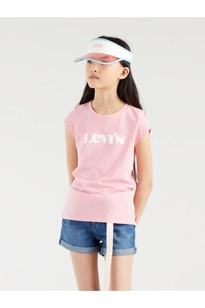 Levi's Teenager Graphic Tee / Peony