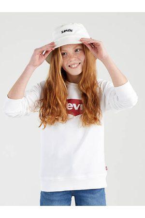 Levi's Teenager Key Item Logo Crew / Red/White