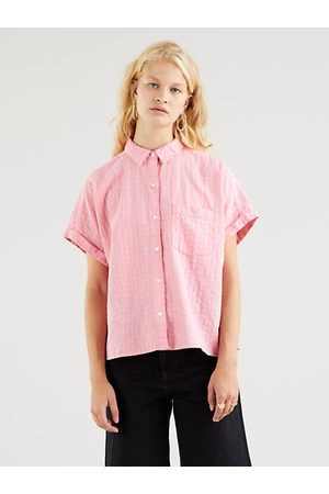 Levi's Laney Button Down Shirt Neutral / Peony