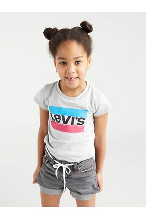 Levi's Kids Sportswear Logo Tee / Light Grey Heather