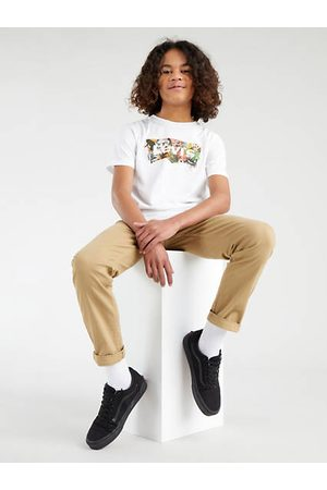 Levi's Teenager 502™ Regular Taper Fit Chinos Neutral / Harvest Gold