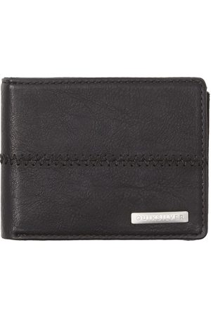 Quiksilver Stitchy 3 Wallet negro