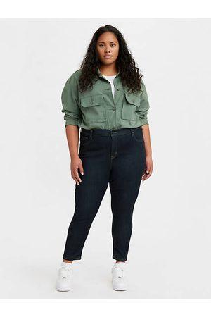 Levi's Mujer Cintura alta - 721™ High Rise Skinny Jeans (Plus) Indigo oscuro / To The Nine