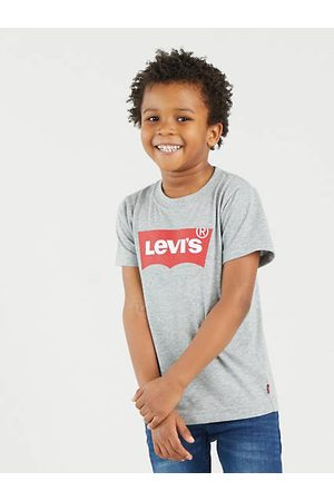 Levi's Kids Batwing Tee / Grey Heather