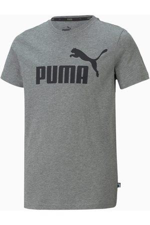 PUMA Camiseta Essentials Logo Juvenil, , Talla 104