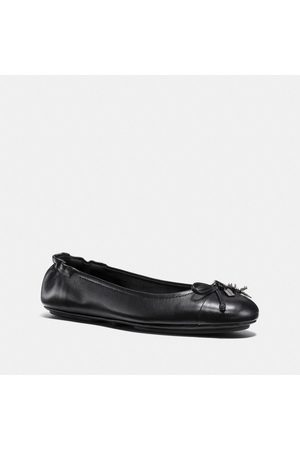 Coach Pearl Foldable Ballet - Size 5 B