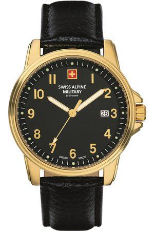Swiss Alpine Military Reloj analógico Swiss Military 7011.1517, Quartz, 40mm, 10ATM para hombre