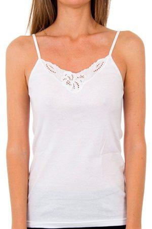 Abanderado Camiseta interior Pack-3 Cubre sra.pr. trt milan para mujer
