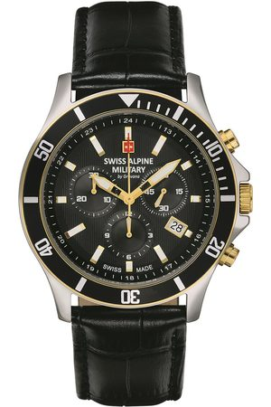 Swiss Alpine Military Reloj analógico Swiss Military 7022.9547, Quartz, 42mm, 10ATM para hombre