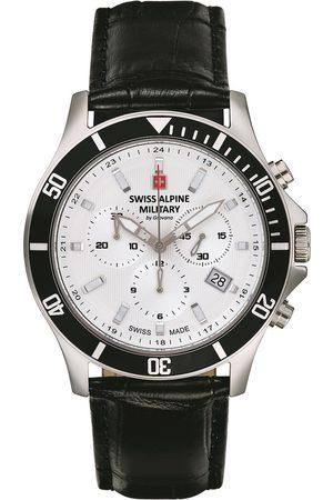 Swiss Alpine Military Reloj analógico Swiss Military 7022.9532, Quartz, 42mm, 10ATM para hombre