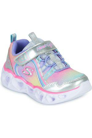 Skechers Zapatillas HEART LIGHTS RAINBOW LUX para niña