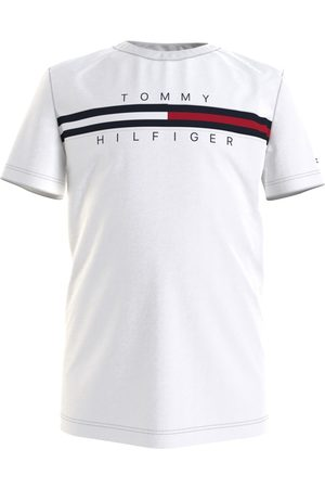 Tommy Hilfiger Camiseta KB0KB06532-YBR para niño