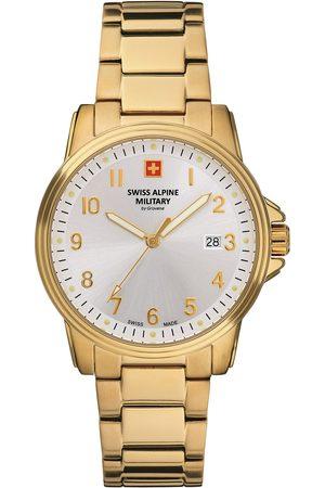 Swiss Alpine Military Reloj analógico Swiss Military 7011.1112, Quartz, 40mm, 10ATM para hombre