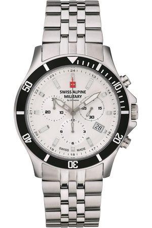 Swiss Alpine Military Reloj analógico Swiss Military 7022.9132, Quartz, 42mm, 10ATM para hombre