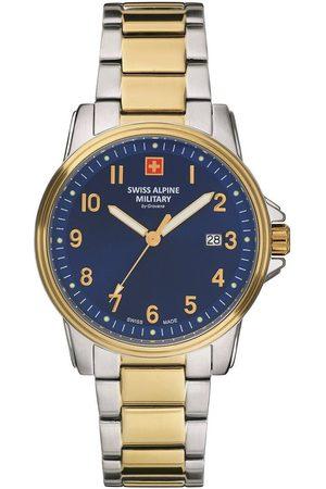 Swiss Alpine Military Reloj analógico Swiss Military 7011.1145, Quartz, 40mm, 10ATM para hombre