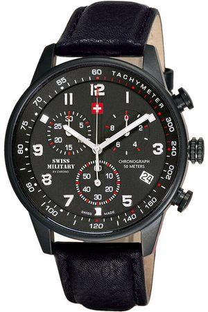 CHRONO Reloj analógico SM34012.08, Quartz, 41mm, 5ATM para hombre