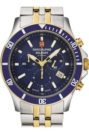 Swiss Alpine Military Reloj analógico Swiss Military 7022.9145, Quartz, 42mm, 10ATM para hombre