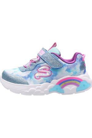 Skechers Zapatillas - Rainbow racer celeste 302300N BLU para niña