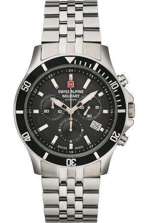Swiss Alpine Military Reloj analógico Swiss Military 7022.9137, Quartz, 42mm, 10ATM para hombre