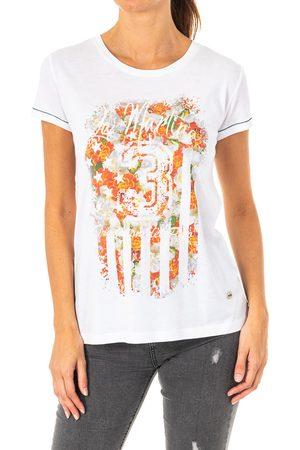 La Martina Camiseta Camiseta Manga Corta para mujer