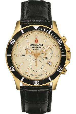 Swiss Alpine Military Reloj analógico 7022.9511, Quartz, 42mm, 10ATM para hombre