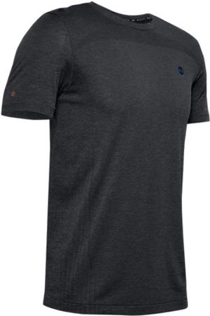 Under Armour Camiseta Rush Seamless Fitted SS Tee 1351448-001 para hombre