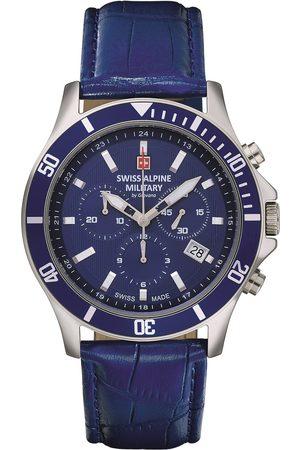 Swiss Alpine Military Reloj analógico Swiss Military 7022.9535, Quartz, 42mm, 10ATM para hombre