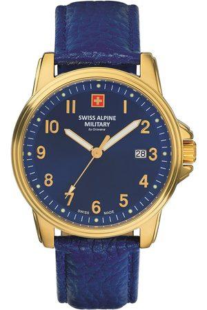 Swiss Alpine Military Reloj analógico Swiss Military 7011.1515, Quartz, 40mm, 10ATM para hombre