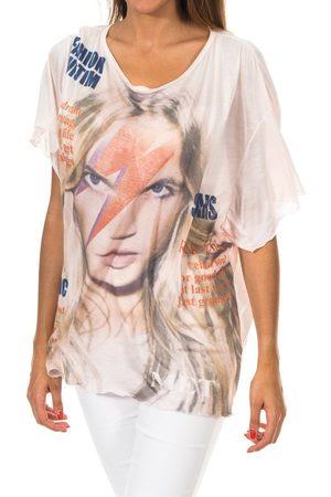 Met Camiseta Camiseta de manga corta para mujer