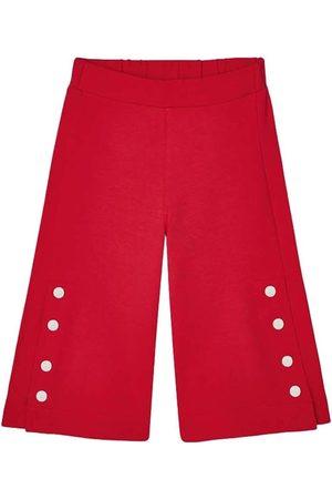 Mayoral Pantalones Pantalon culotte botones para niña
