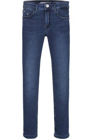Calvin Klein Jeans SKINNY ESS ROYAL BLUE para niña