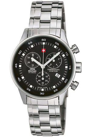 CHRONO Reloj analógico SM34005.01, Quartz, 36mm, 5ATM para hombre