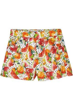 Mayoral Short niña Falda pantalon estampado para niña