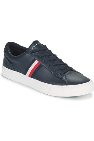 Tommy Hilfiger Zapatillas CORPORATE LEATHER SNEAKER para hombre