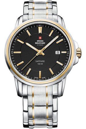 CHRONO Reloj analógico SM34039.04, Quartz, 40mm, 10ATM para hombre