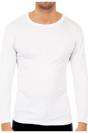 Abanderado Camiseta interior Pack-3 camisetas fibra m/l para hombre