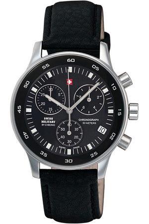 CHRONO Reloj analógico SM30052.03, Quartz, 41mm, 5ATM para hombre