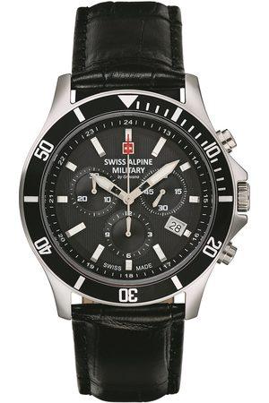 Swiss Alpine Military Reloj analógico Swiss Military 7022.9537, Quartz, 42mm, 10ATM para hombre